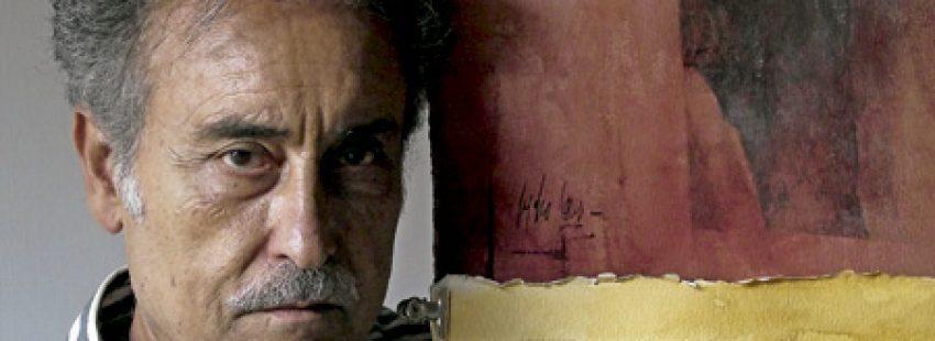 Pedro Cano, pintor, miembro de la Academia Pontificia de Bellas Artes