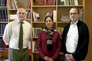 equipo de responsables de los cursos de formación online SM-PPC y La Casa de la Biblia