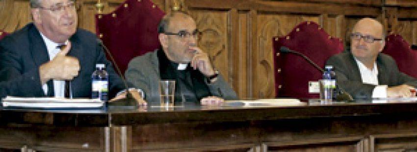 acto académico en la UPSA sobre la encíclica Lumen fidei