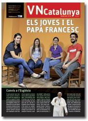 Vida Nueva Catalunya octubre 2013 Los jóvenes y el papa Francisco