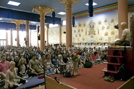 comunidad de budistas en España