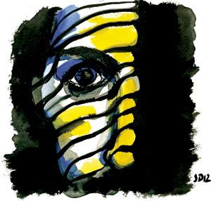 ilustracion de Jaime Diz 2865 artículo de Francesc Torralba, Nietzsche en Lumen fidei