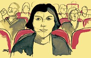 ilustración de Jaime Diz para artículo de Francesc Torralba Vocabulario franciscano 2869