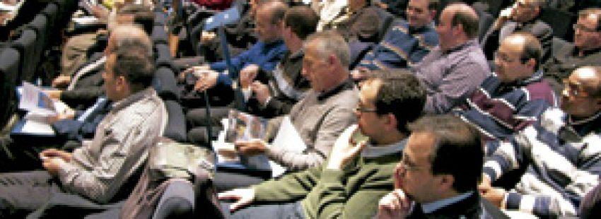 participantes en las Jornadas Nacionales de Liturgia 2013