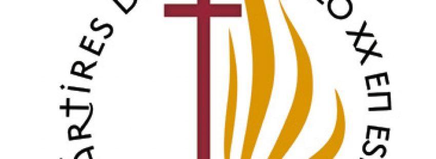 logo de la beatificación de los mártires en Tarragona 13 octubre 2013