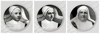 religiosas Hijas de la Caridad, mártires beatificados en Tarragona octubre 2013