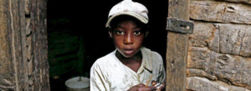 niño haitiano