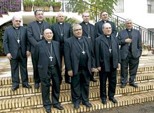 reunión de los obispos del Sur octubre 2013