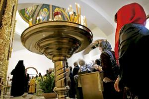 comunidad de la Iglesia ortodoxa rusa en Alicante, España
