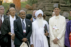 Encuentro interreligioso por la paz de Sant'Egidio 2013