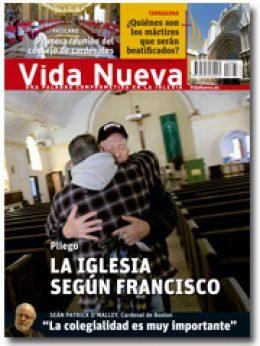 portada Vida Nueva La Iglesia según Francisco octubre 2013 2865 - pequeña