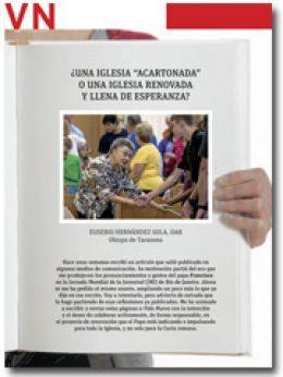 Pliego Iglesia acartonada o Iglesia renovada 2865 septiembre 2013