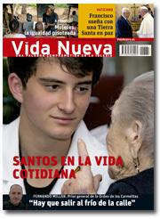 portada Vida Nueva 2868 Santos en la vida cotidiana pequeña