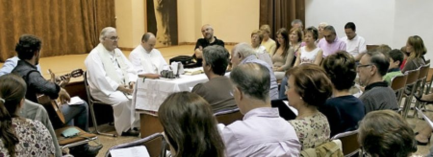 CVX Comunidades de Vida Cristiana laicos ignacianos