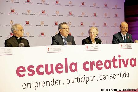 XII Congreso de Escuelas Católicas Valladolid noviembre 2013
