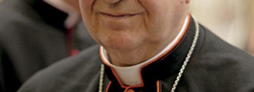 Francisco Erraruriz, cardenal arzobispo emérito de Santiago de Chile