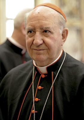 Francisco Errázuriz, cardenal arzobispo emérito de Santiago de Chile