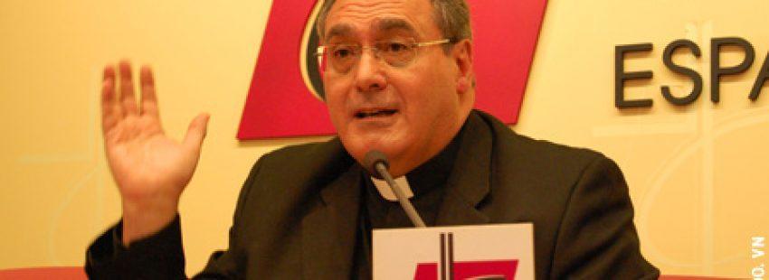 José María Gil Tamayo, nuevo secretario de la CEE, en su primera rueda de prensa