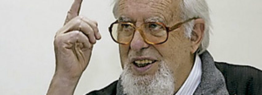 Ignacio Larrañaga, religioso capuchino fallecido en octubre 2013