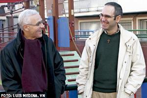 Hijos de la Caridad en España, Leganés y Getafe