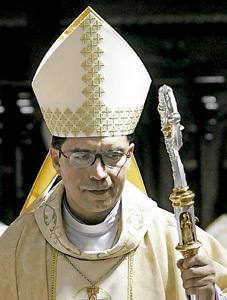 José Luis Escobar Alas, arzobispo de San Salvador