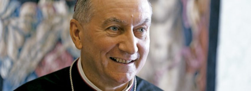 Pietro Parolin, secretario de Estado de la Santa Sede