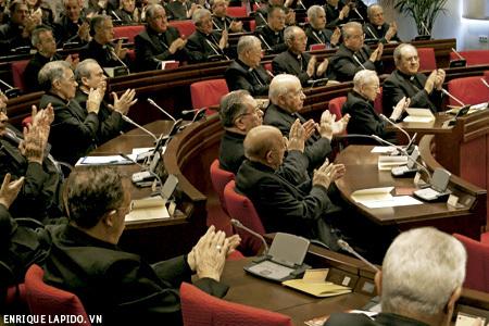 inauguración de la Asamblea Plenaria de la CEE noviembre 2013