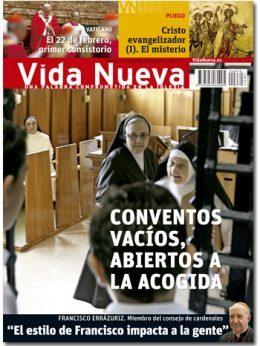 portada Vida Nueva Conventos vacíos noviembre 2013 Grande