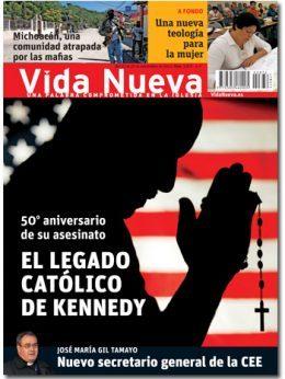 portada Vida Nueva El legado católico de Kennedy noviembre 2013 2872 Grande