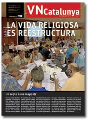 portada suplemento VNCatalunya noviembre 2013 La vida religiosa se reestructura