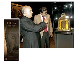 exposición Fides en Jaén en el Año de la fe