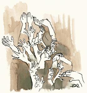 ilustración de Jaime Diz para artículo La sal del infierno, Fernando García de Cortázar 2870