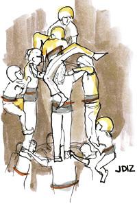 ilustración de Jaime Diz para el artículo de Torralba 2873