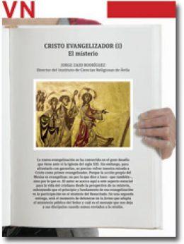 portadilla del Pliego Cristo evangelizador 2870 noviembre 2013