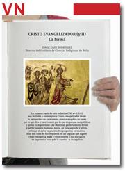 portadilla Pliego Cristo evangelizador, la forma noviembre 2013 2871