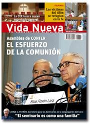 portada Vida Nueva Asamblea CONFER noviembre 2013 pequeña