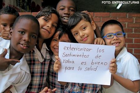 Fe y Alegría impulsa proyectos de desarrollo a través de la escuela en Colombia y Venezuela