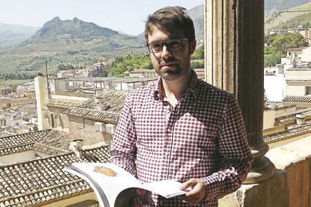 Fran Otero, periodista de Vida Nueva, premio Juan Pablo II 2013 de la Fundación Crónica Blanca