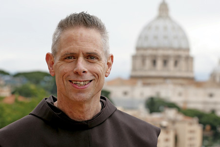 Michael Perry, ministro general de los franciscanos