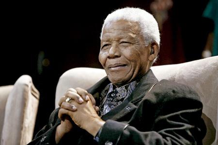 Nelson Mandela, fallecido en diciembre 2013