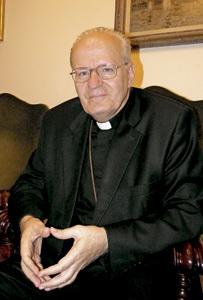 Peter Erdo, cardenal de Hungría y relator del Sínodo sobre la familia 2014