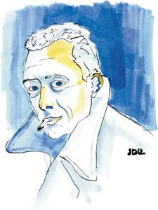 ilustración de Jaime Diz para el artículo de Fernando García de Cortázar Gozosos en la esperanza 2874
