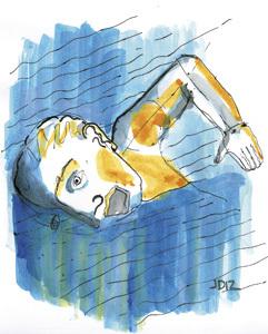 ilustración de Jaime Diz para el artículo de Francisco Vázquez 2875