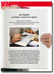 Vida Nueva portada Pliego n 2874 Dei Verbum diciembre 2013