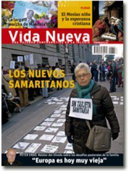 portada Vida Nueva 2875 Los nuevos samaritanos diciembre 2013 pequeña