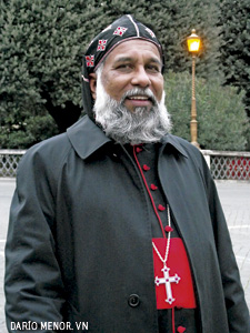 Baselios Cleemis Thottunkal, cardenal arzobispo mayor de los siro-malankares