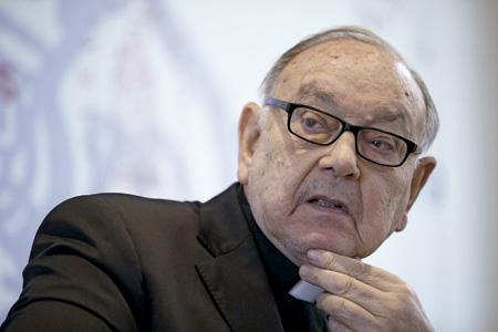 Fernando Sebastián, nuevo cardenal