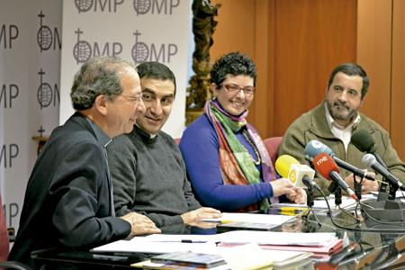 presentación de la jornada de la Infancia Misionera 2014 de OMP España