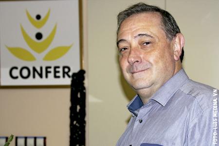 Luis Ángel de las Heras, claretiano, presidente de CONFER