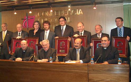 Manuel de Unciti, Premio Bravo Especial CEE 2003